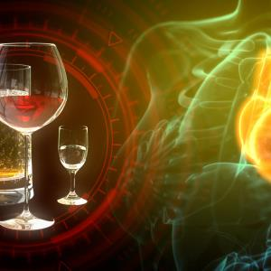 Acute alcohol consumption may increase AFib risk