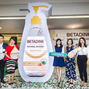 Mundipharma expands into personal care market with Betadine range