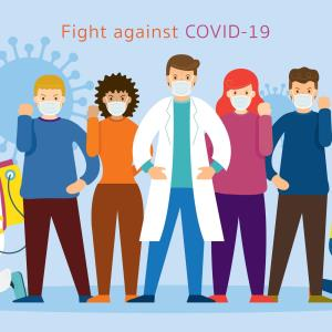 COVID-19: You can help the fight