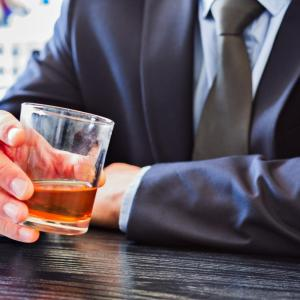 Drinking less still causes gut damage