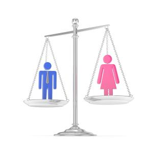 Is there really a gender gap in oral anticoagulant prescription?