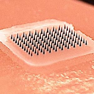 Microneedle patch for flu vaccination effective in first human trial