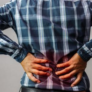 C-reactive protein elevated in acute low back pain