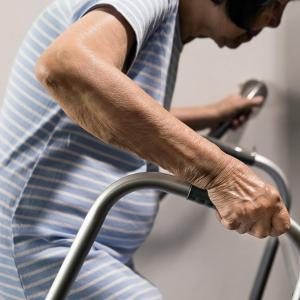 Confidence crucial to combat falls in diabetic peripheral neuropathy