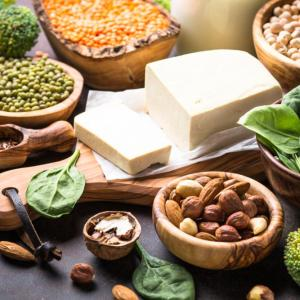 Plant-based protein diet lowers serum urate in gout patients