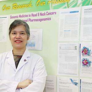 CUHK researchers discover a mutation prognostic of prolonged survival in SCCHN