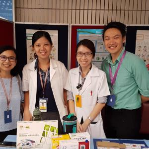 Taming diabetes: Lim Phei Ching on helping patients stick to medications