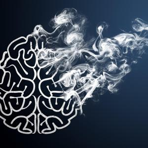 Smoking confers no benefit on functional outcomes post-intracerebral haemorrhage