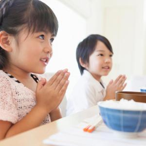 School lunches in Japan encourage children to eat healthy