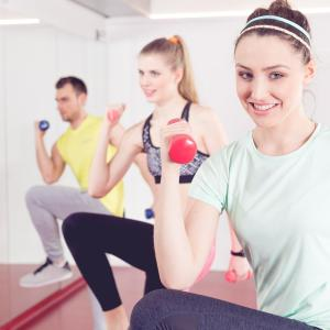 Strength training helps lower blood pressure