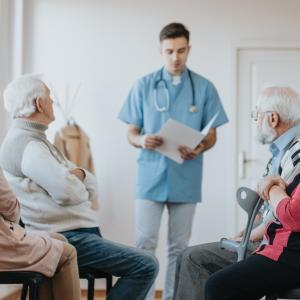 Population screening for AF may reduce negative outcomes