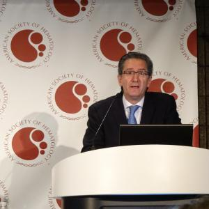 Daratumumab plus VMP a potential therapy for transplant-ineligible multiple myeloma