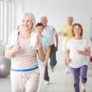 Even mild physical activity can cut fracture risk in older women