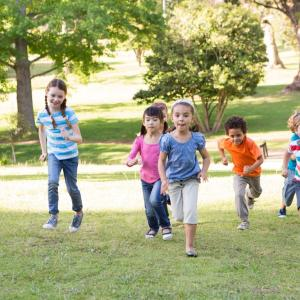 Social-cognitive factors tied to age-related decline in physical activity in children