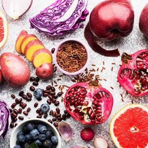 High anthocyanin intake may slow lung function decline
