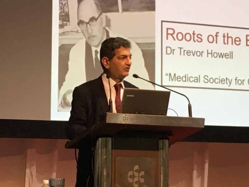 Professor Dr Tahir Masud