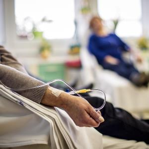 Second-line chemo improves survival in advanced biliary tract, gallbladder cancers