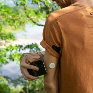 Continuous glucose monitoring: The next frontier in diabetes self-monitoring
