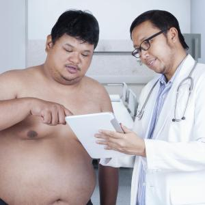 Obese men with low risk prostate cancer have higher risk for unfavourable disease