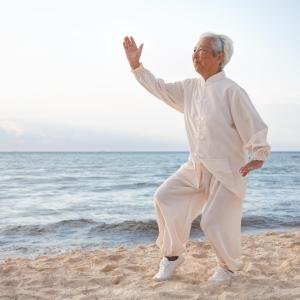 Tai Chi may improve health status of COPD patients