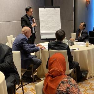 Regional leaders in infectious diseases convene to unify efforts involving antimicrobial stewardship