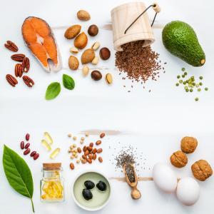 Omega-3 fatty acid intake cuts risk of adverse events in acute MI
