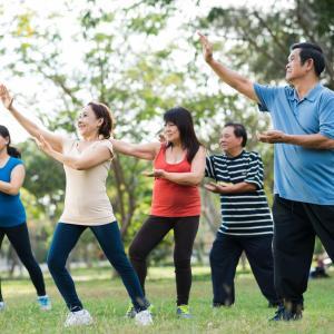 Tai chi better than aerobic exercise for managing fibromyalgia