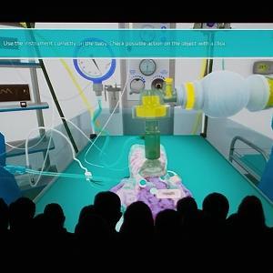 Online platform provides medical education through games