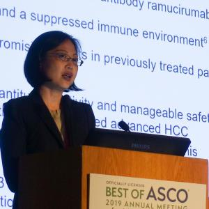 Second-line pembrolizumab improves survival outcomes in advanced HCC