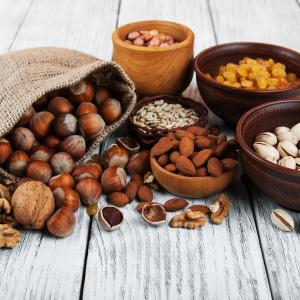 Munching on nuts may be protective against oesophageal cancer