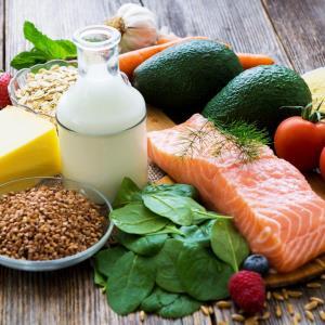 Healthy eating modulates gut microbiota, promotes healthier ageing