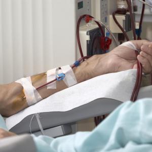 Anti-SARS-COV-2 antibodies decline rapidly in haemodialysis patients