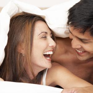 Sex makes lockdown more bearable