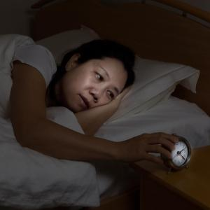Psychological burden impairs sleep in lung cancer patients