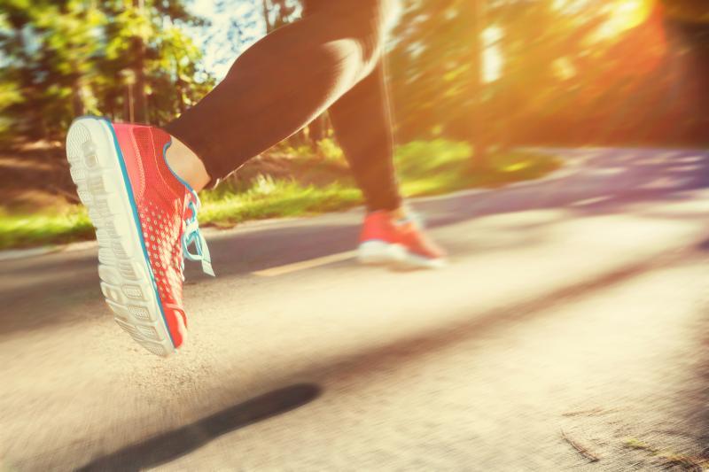 Rigorous running may not make your heart any healthier than a longer walk