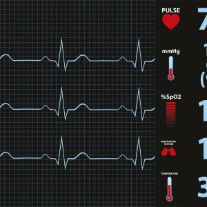 Reduced resting heart rate linked to lower incidence of CV events in CAD
