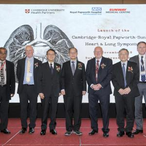 Sunway teams up with UK hospital for knowledge exchange