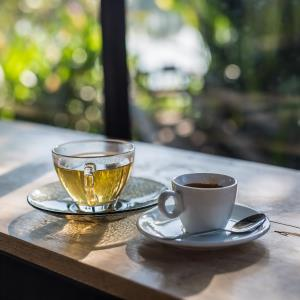 Green tea, coffee drinking promotes longevity