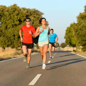 Training for marathon reverses age-related aortic stiffening