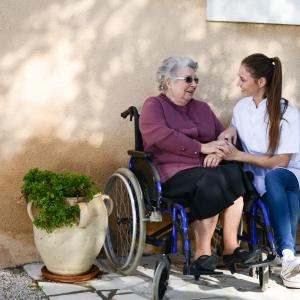 Probiotics may prevent respiratory infections in elderly adult residents of nursing homes