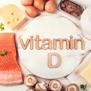 Low serum vitamin D, airway obstruction independently predict mortality