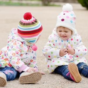 Early human respiratory syncytial virus infection weakens language learning in kids