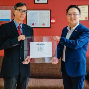Stem cell bank receives renewed international accreditation