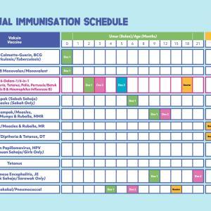 Hexavalent, pneumococcal vaccine update included in national immunisation schedule