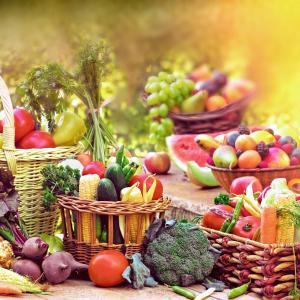 Diets high in fruits, veggies promote kidney health