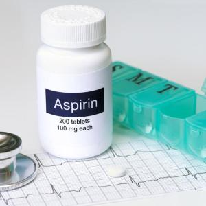 Aspirin prevents serious vascular events but increases major bleeding events in diabetes