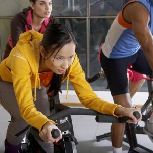 Cycling does not adversely affect sexual, urinary function in females