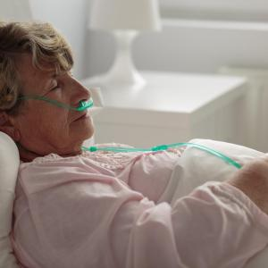 Poor sleep quality predisposes COPD patients to exacerbations