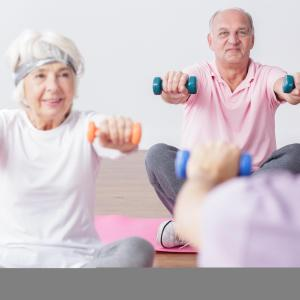 Aerobics improves cognitive, motor functions in seniors with cognitive impairment