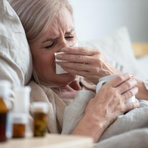 Influenza risk in cancer survivors may hint at severe COVID-19 risk